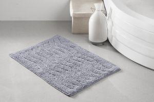 """Коврик для ванной """"MODALIN"""" AREN 40x60 см 1/1 Серый"""