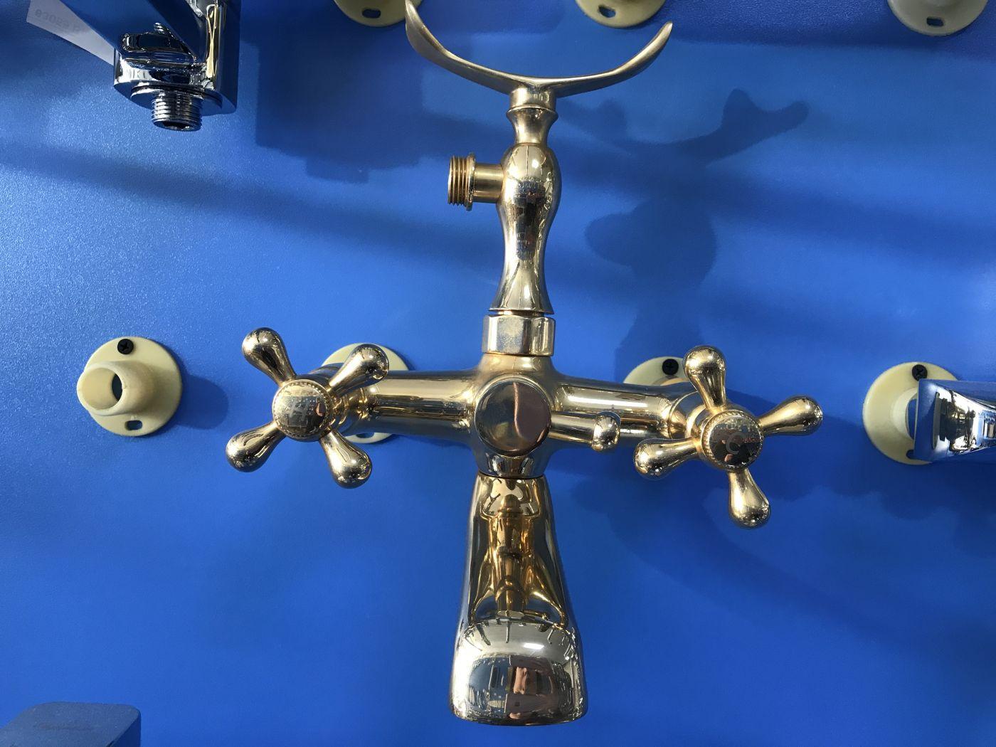 Kaiser Carlson Style 44223-3 Смеситель для ванны