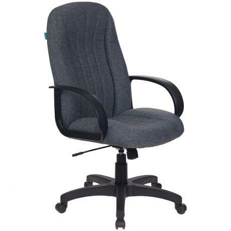 Кресло руководителя Бюрократ T-898/3С1GR, PL, ткань серая 3С1