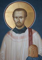 Икона Николай Тохтуев священномученик