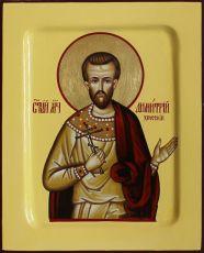 Икона Николай Хиосский мученик