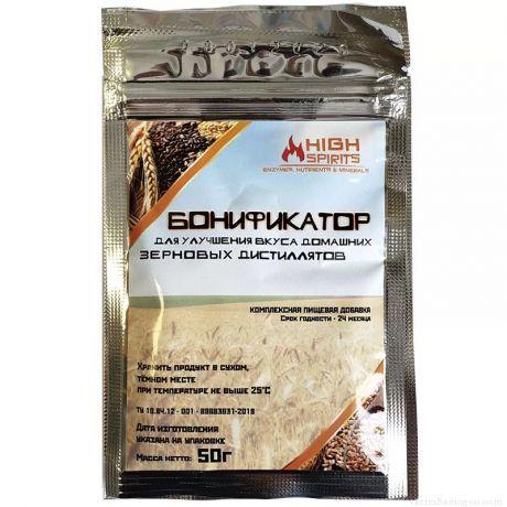 Бонификатор High Spirits для зерновых дистиллятов, 50 гр