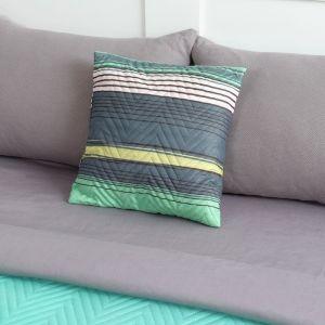 Подушка декоративная Экономь и Я «Эко-стиль» 40?40 см, 100% полиэстер