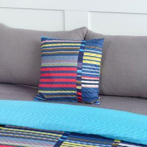 Подушка декоративная Экономь и Я «Геометрия» 40?40 см, 100% полиэстер