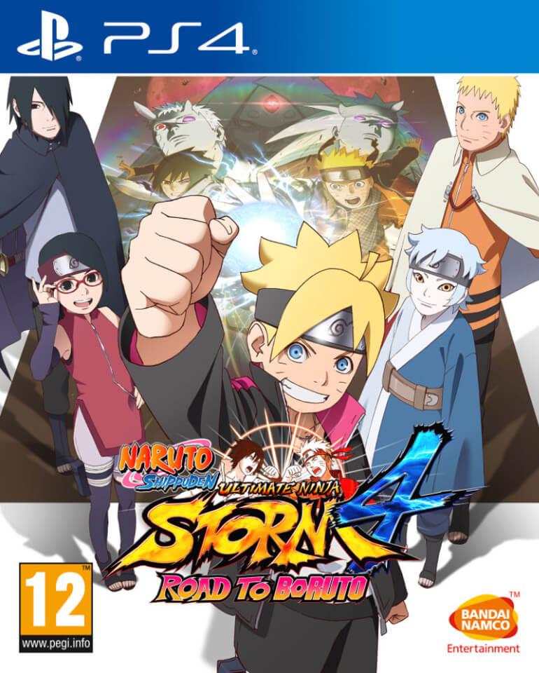 Naruto Shippuden: Ultimate Ninja STORM 4 Ps4