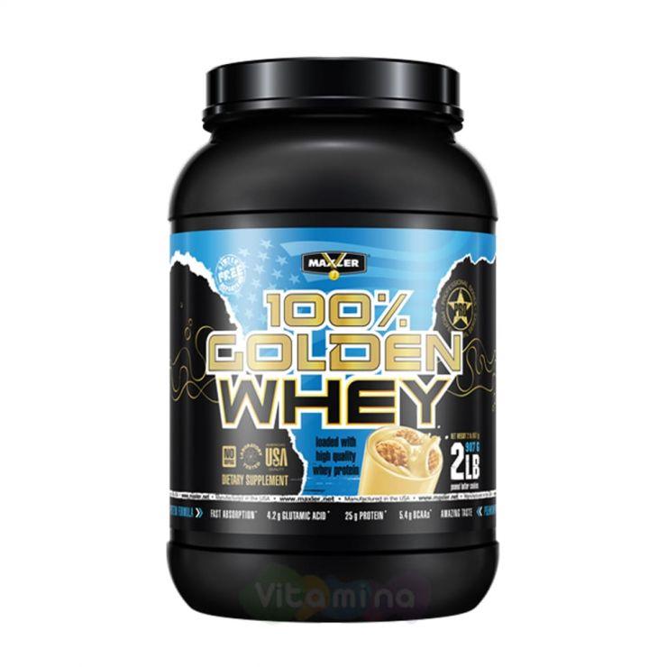 Maxler Протеин Golden Whey, 908 г