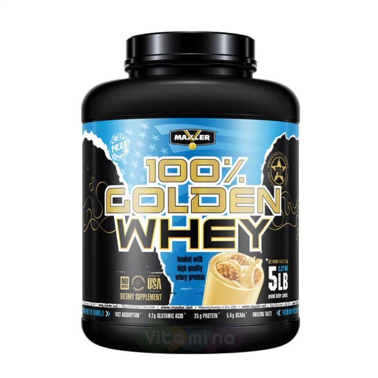Maxler Протеин Golden Whey, 2270 г