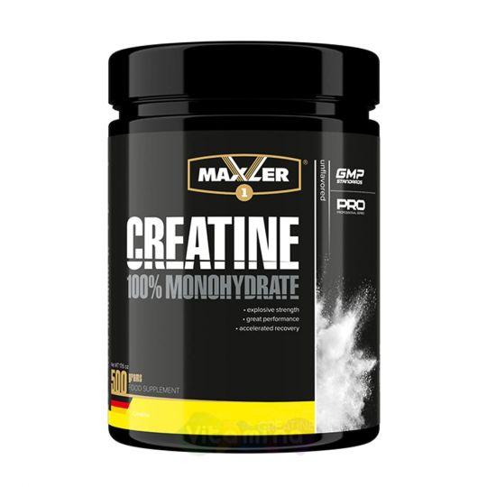 Maxler Моногидрат креатина Creatine, 500 гр