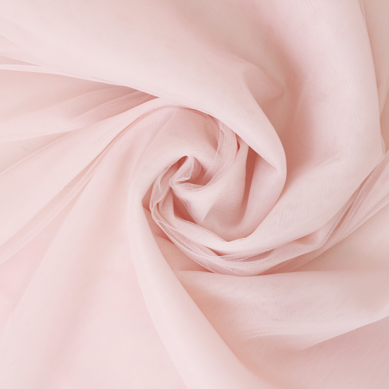 Мягкий фатин (еврофатин) 300*25 - Розовый зефир