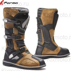 Ботинки Forma Terra Evo, Коричневые