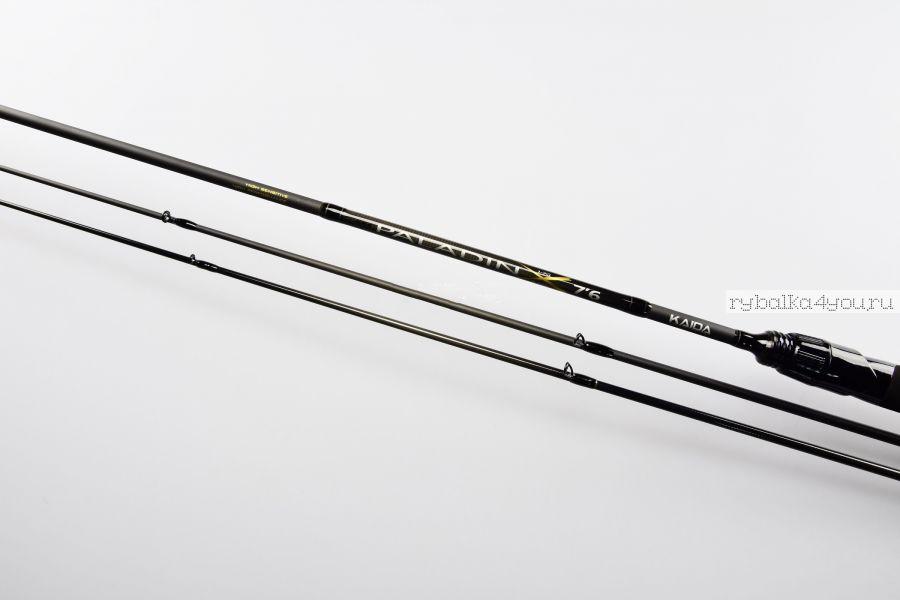 Спиннинг штекерный Kaida PALADIN  тест5-20/7-32гр   2,10м (Артикл : 842-210)