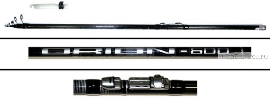 Удилище телескопическое Kaida ORION 4,0м (Артикл : 802-400)
