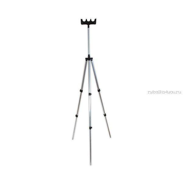 Подставка Kaida A08-3  на 3 удочки на телескопической треноге