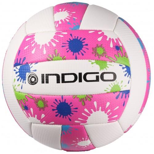 Мяч волейбольный INDIGO BRILLANTE