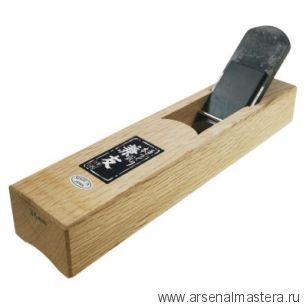 Рубанок японский KANE Uchimaru штап колодка 222 х 51 мм нож 36 мм MT KANE-UM UCHIMARUI PLANE М00016270