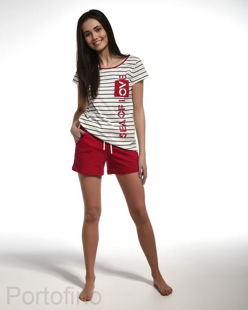 276-29 Пижама для девушек Cornette