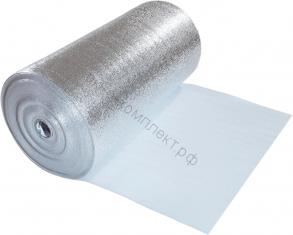 Изодом НПЭ ПЛ 2 мм фольгированный (1м*50)