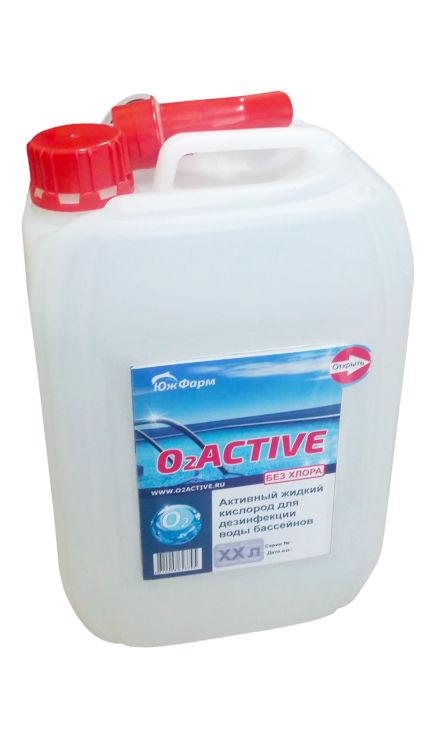 Активный кислород (перекись водорода) O2Active