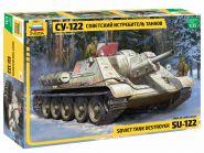 Советский истребитель танков СУ-122