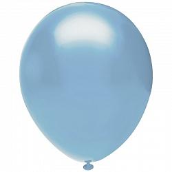 """Голубой, пастель, 12"""", 50 шт (Турция, Орбиталь)"""