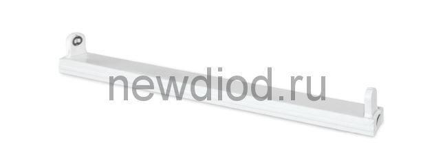 СВЕТИЛЬНИК ПОД СД ЛАМПУ SPO-101-1 1ХLED-T8-600 G13 230В IP40 600 ММ IN HOME