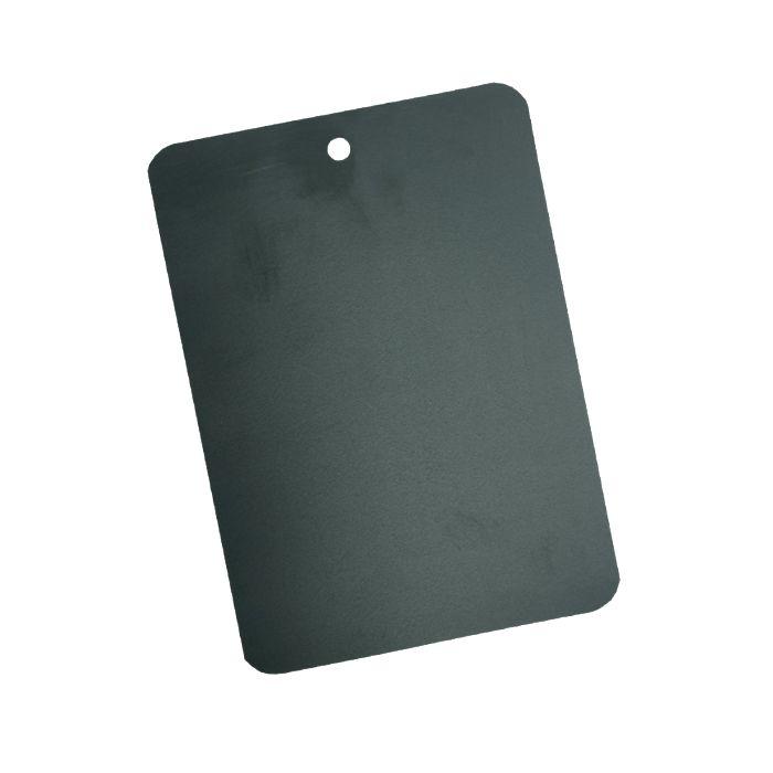 Jeta 5861303 Тест-пластины для пробных выкрасов, 150х105х0,15мм., материал: сталь, цвет: темно-серый, в упаковке 100шт.