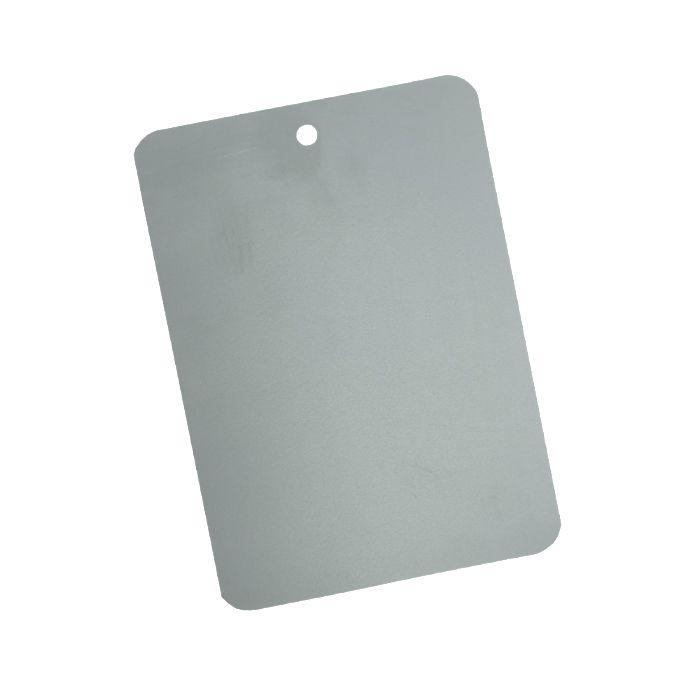 Jeta 5861301 Тест-пластины для пробных выкрасов, 150х105х0,15мм., материал: сталь, цвет: светло-серый, в упаковке 100шт.