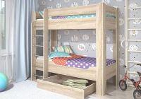 Двухъярусная кровать Мийа-4