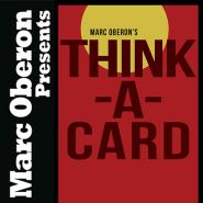 Think-A-Card by Marc Oberon
