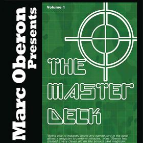 #НЕНОВЫЙ Master Deck by Marc Oberon