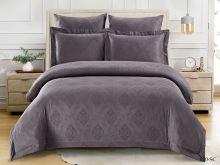 Постельное белье Soft cotton Лен- жаккард 2-спальный Арт.21/020-SC