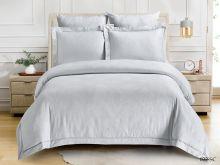 Постельное белье Soft cotton Лен- жаккард 2-спальный Арт.21/022-SC