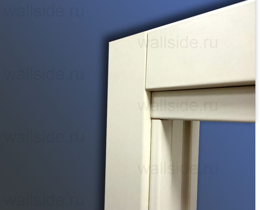 Наличники (ГРУНТ) для пенала Eclisse Unico Single (5 шт)