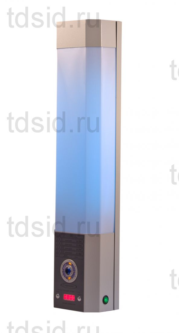 Облучатель-рециркулятор РБ-07-Я-ФП настенный