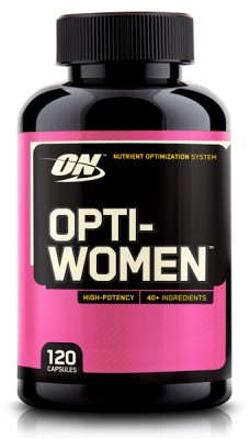 Optimum Nutrition Opti women 120 капс