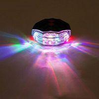 Велосипедный фонарь-лазер Кристалл Son Lion_2