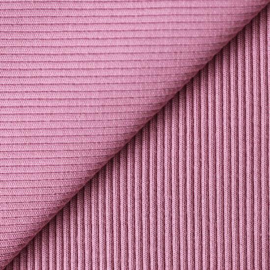 Лоскут трикотажной ткани кашкорсе Лиловый