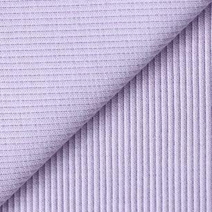 Лоскут трикотажной ткани кашкорсе Светло-сиреневый