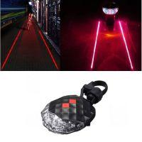 Велосипедный фонарь-лазер Кристалл Son Lion_7