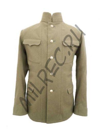 Китель офицерский походный, для кавалерии, образца 1907 года (под заказ)