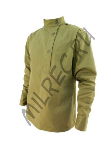 Гимнастическая рубаха, летняя,  для нижних чинов пехоты образца 1912 года (под заказ)