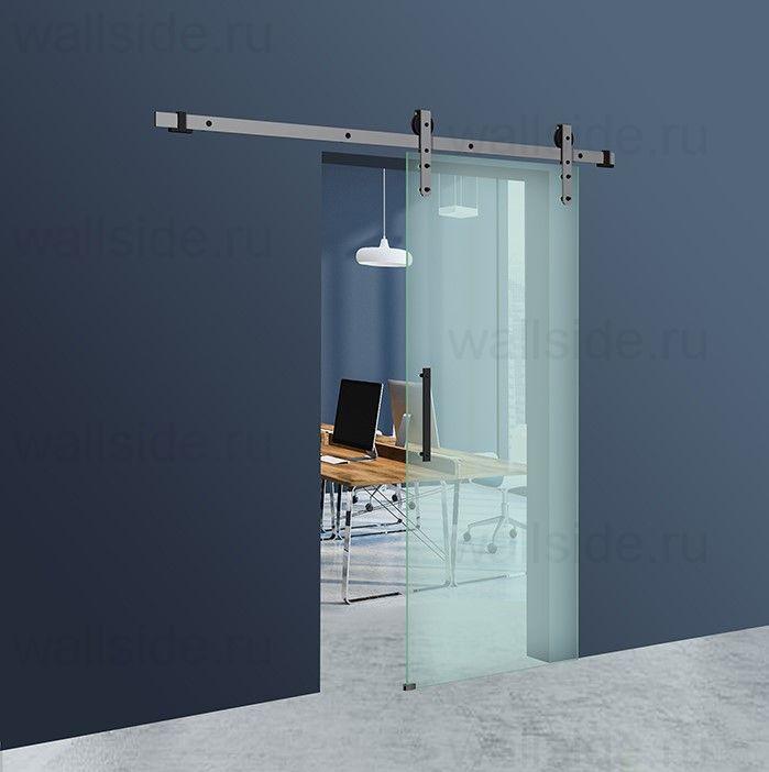 Амбарный механизм для стеклянной двери THOR GLASS