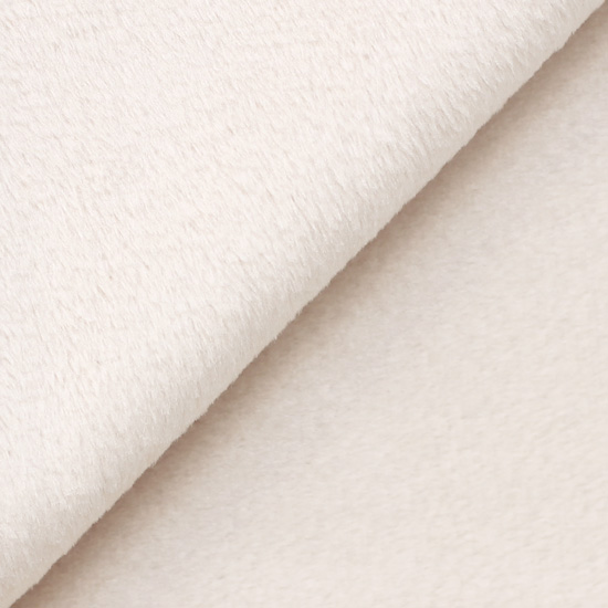 Ткань плюш серо-бежевый 48х48 см