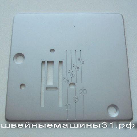 Игольная пластина  цена 1200 руб.