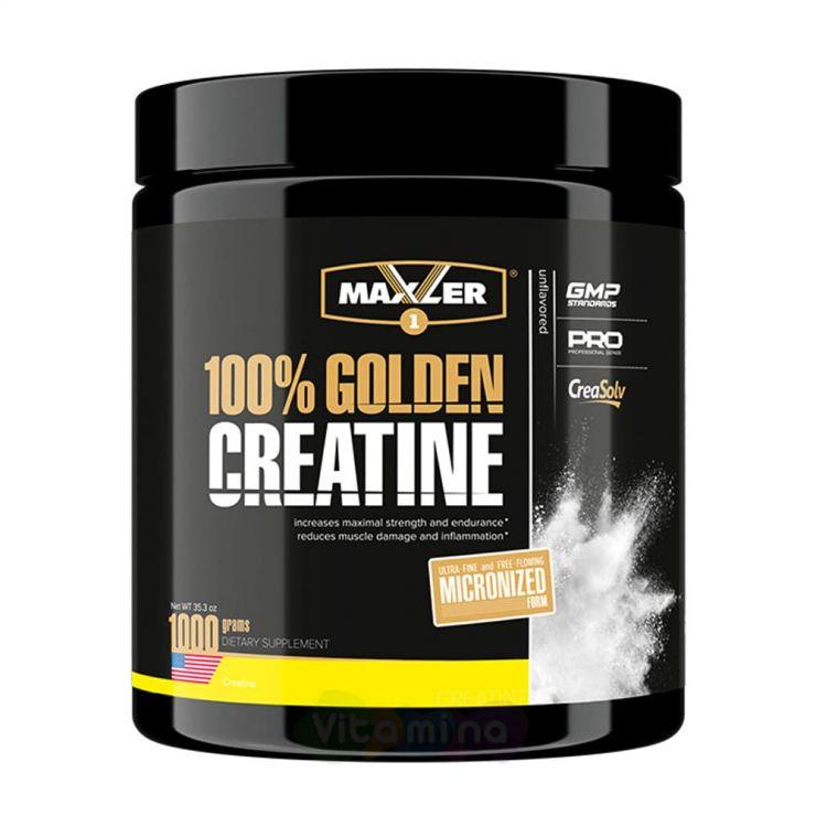 Maxler Креатин 100% Golden Creatine, 1000 г