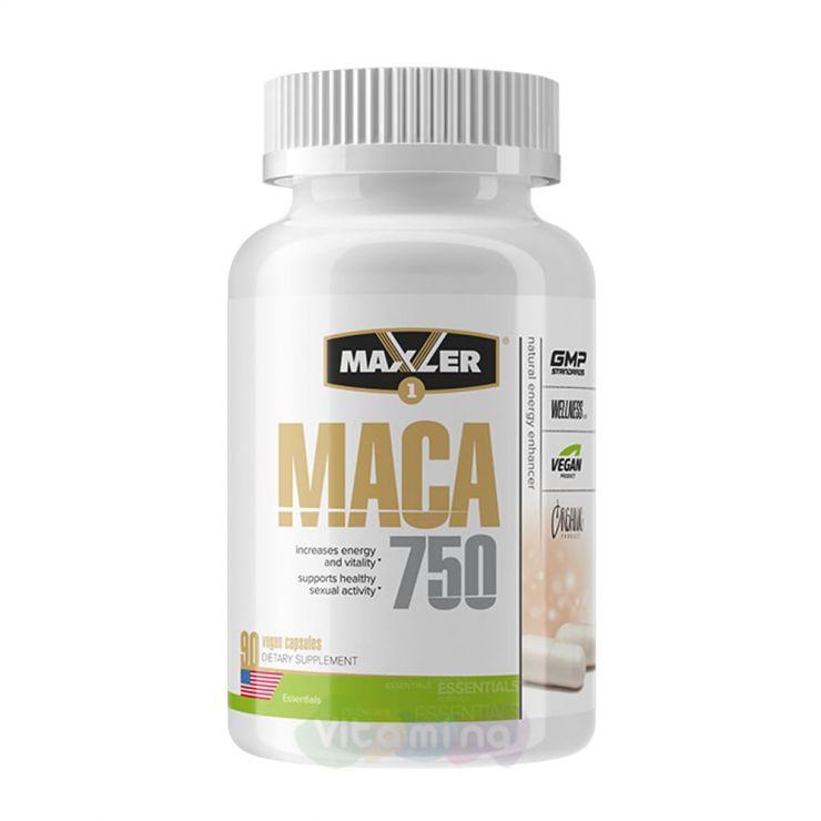 Maxler Maca 750 мг, 90 капс