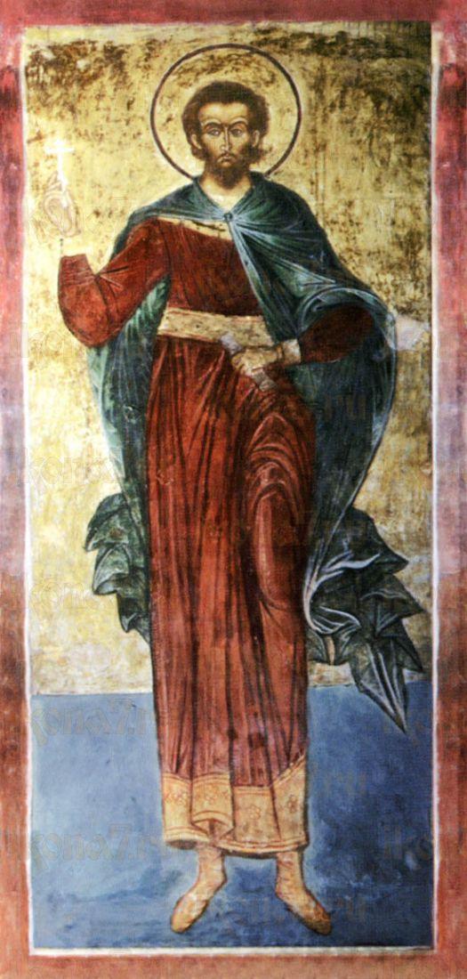 Икона Аврамий Болгарский мученик