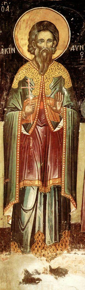 Акиндин Персидский мученик