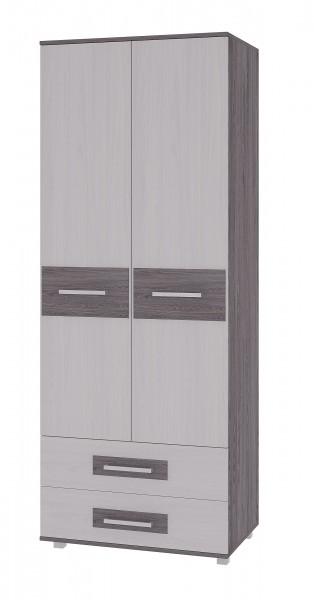 Вега М-5 Шкаф 2-х дверный с ящиками