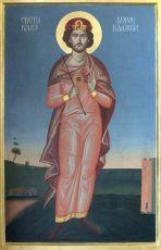 Икона Борис Болгарский равноапостольный